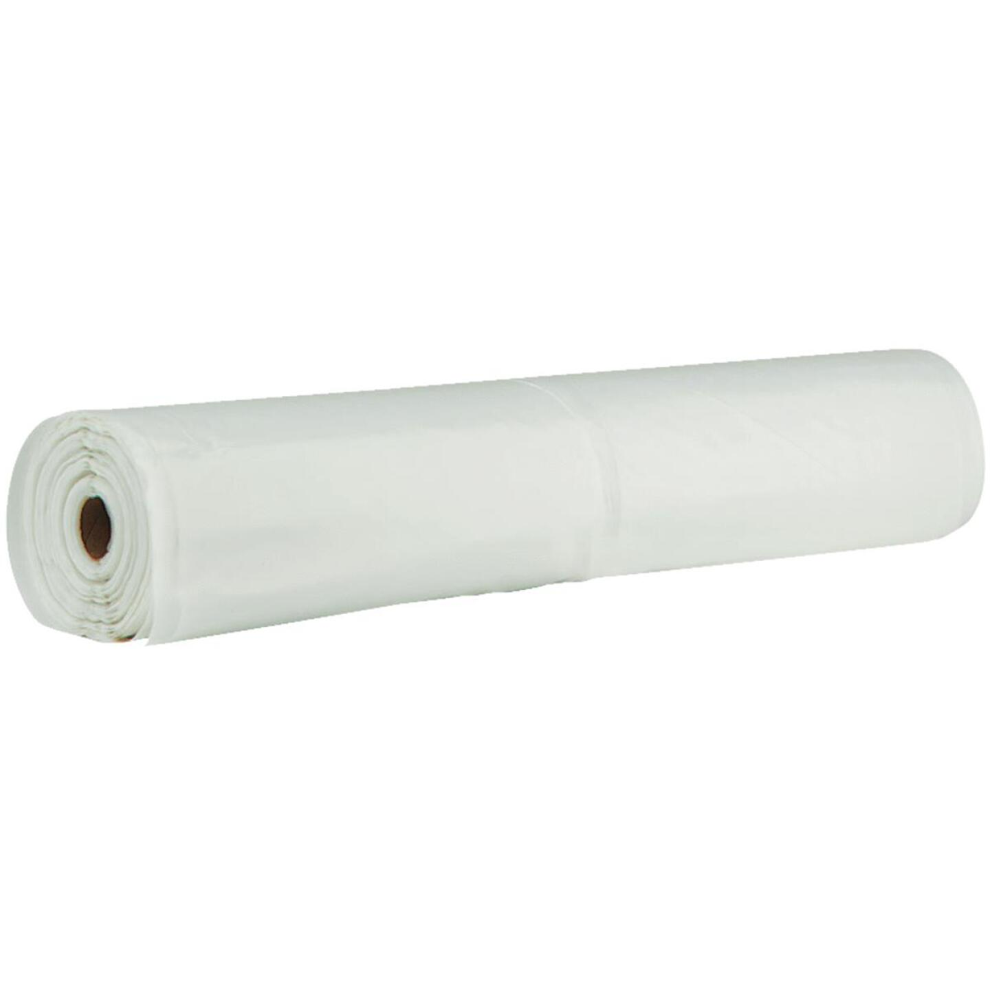 Film-Gard 20 Ft. x 100 Ft. Clear 4 Mil. Polyethylene Sheeting Image 1